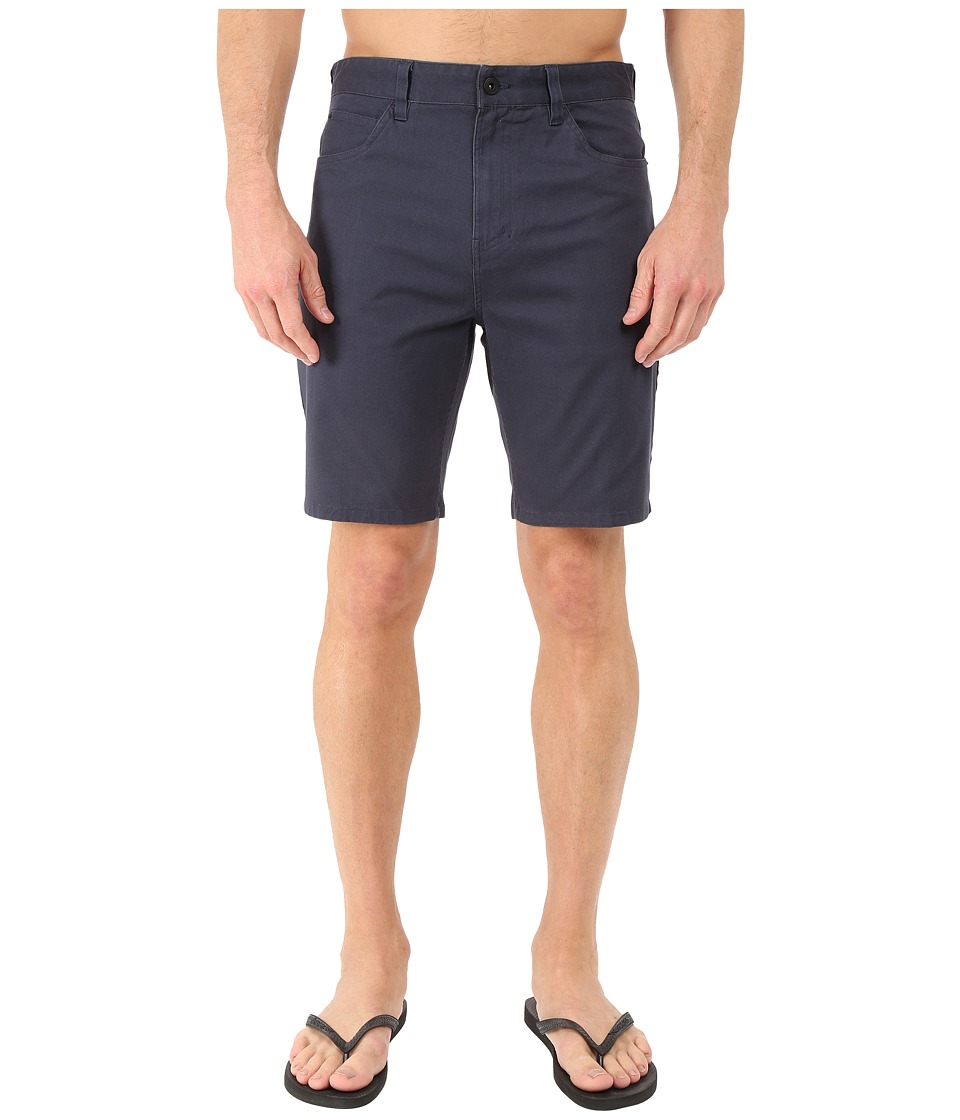 Tavik - Thesis Walkshorts (Indigo) Men's Shorts