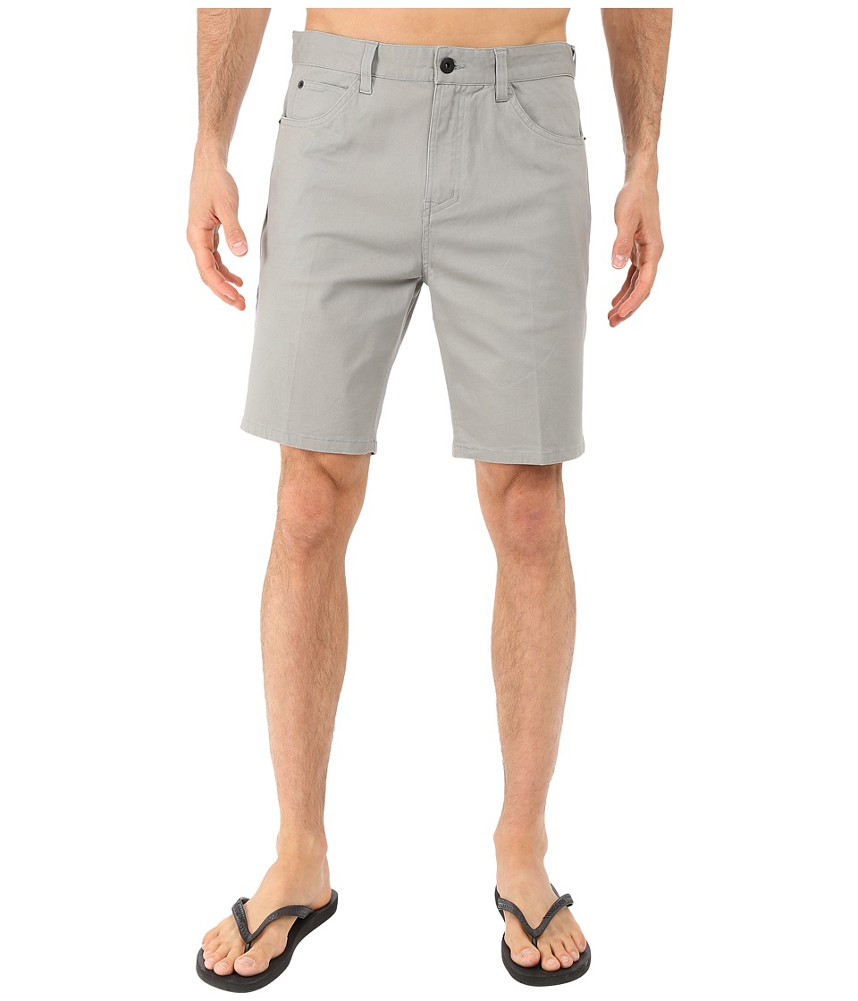 Tavik - Thesis Walkshorts (Grey) Men's Shorts