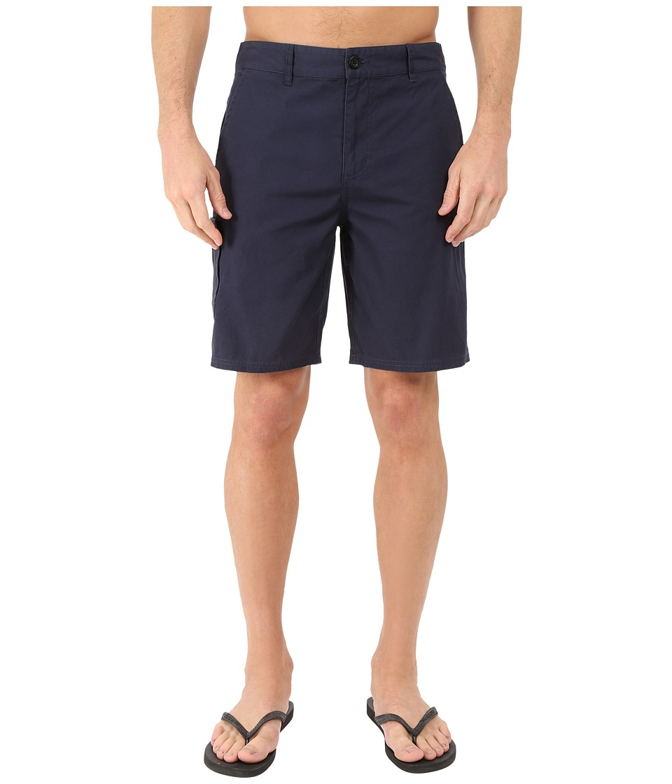 Tavik - Freighter Walkshorts (Indigo) Men's Shorts