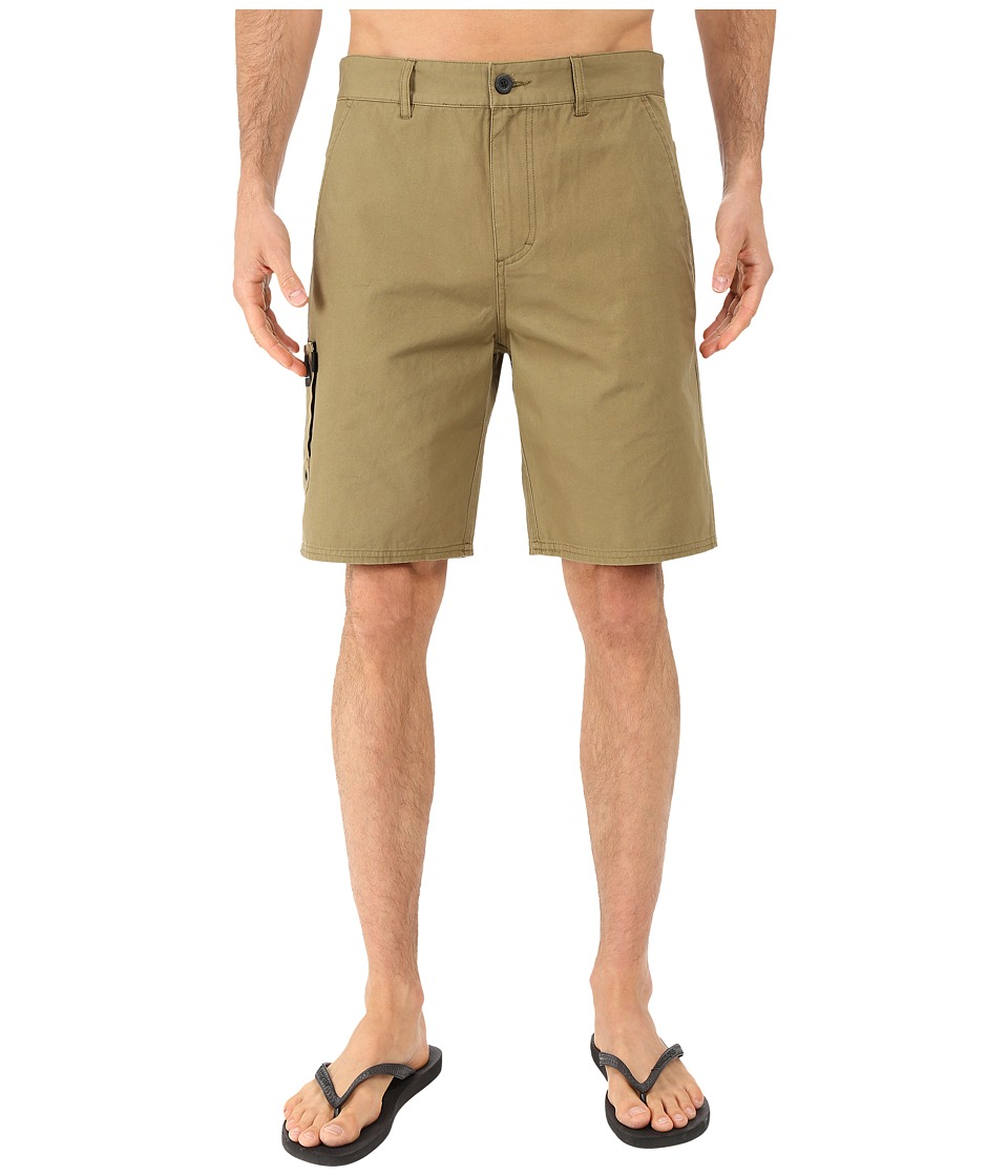Tavik - Freighter Walkshorts (Tobacco) Men's Shorts