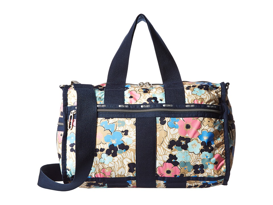 LeSportsac Luggage - Weekender (Ocean Blooms) Weekender/Overnight Luggage
