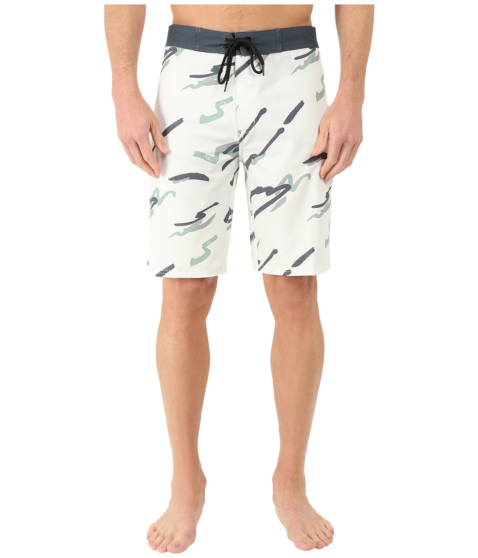 Tavik - Road Boardshorts (Bone) Men's Swimwear