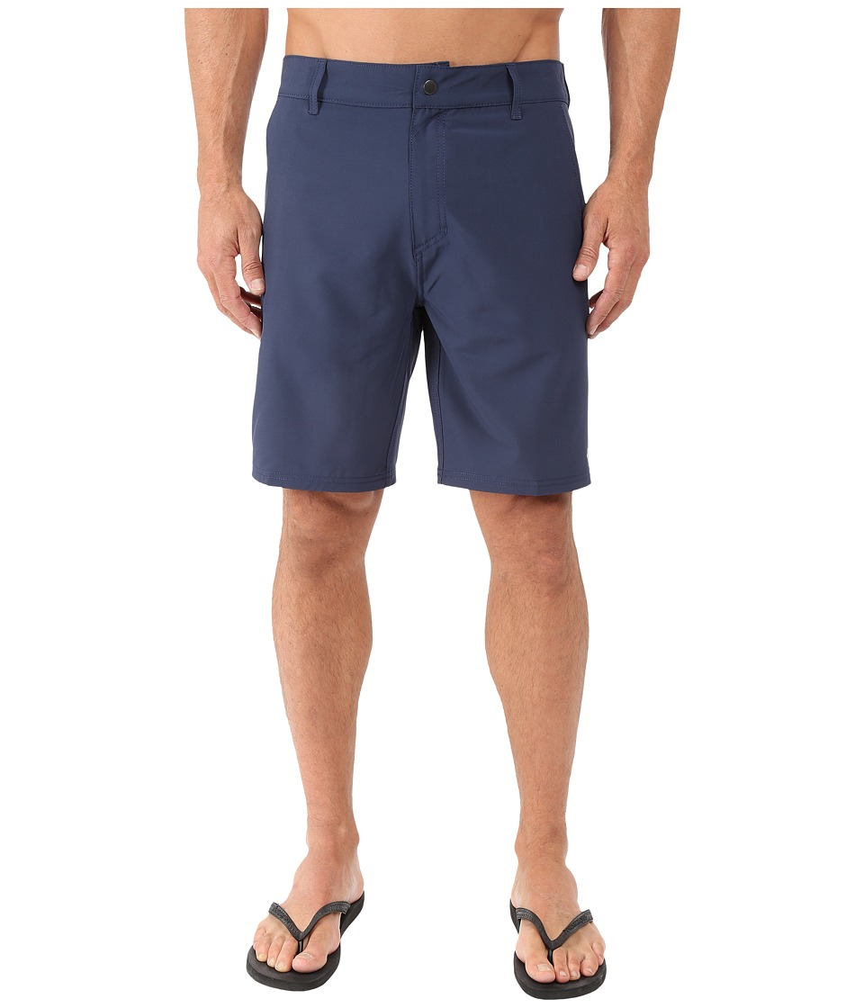 Tavik - Zero II Hybrid Boardshorts (Indigo) Men's Swimwear