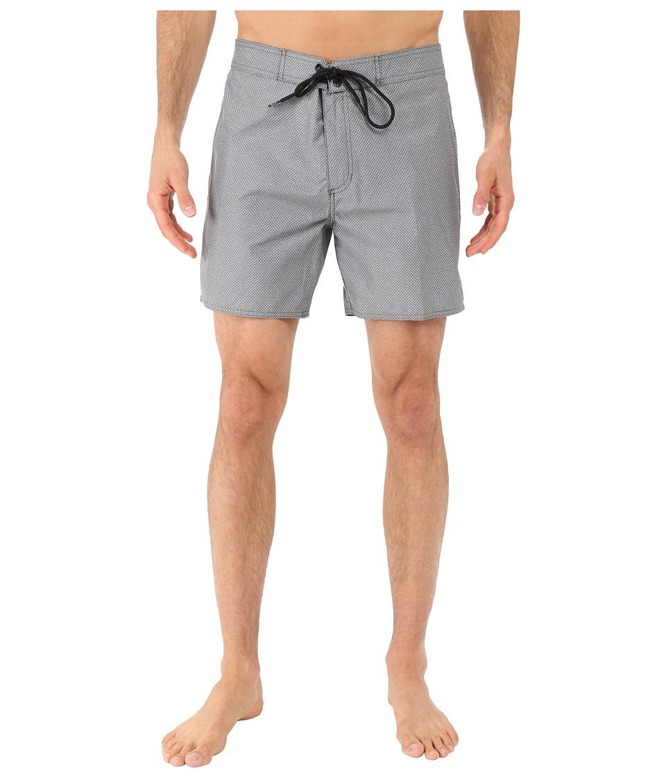 Tavik - Continual Boardshorts (Black) Men's Swimwear