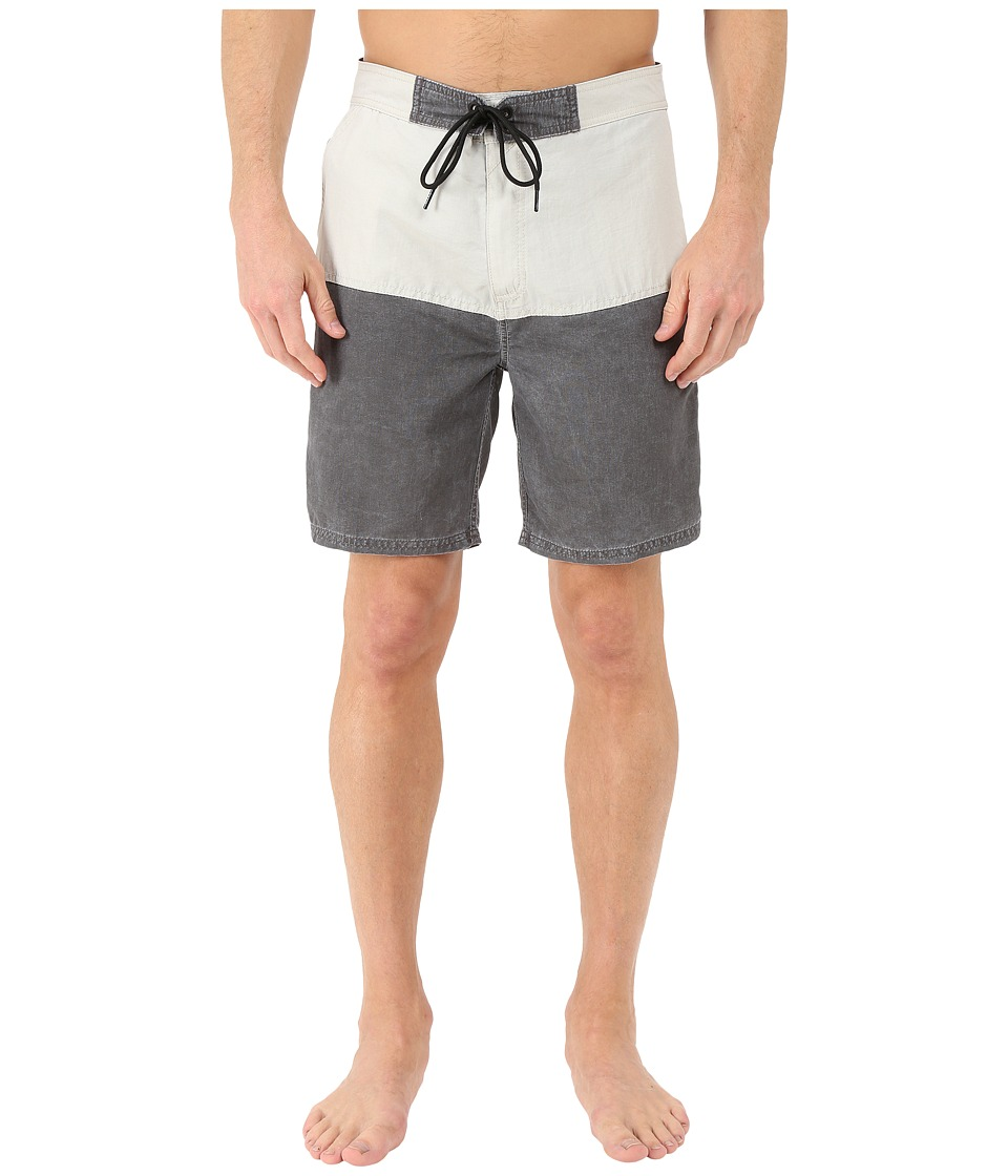 Tavik - Rico Boardshorts (Putty) Men's Swimwear
