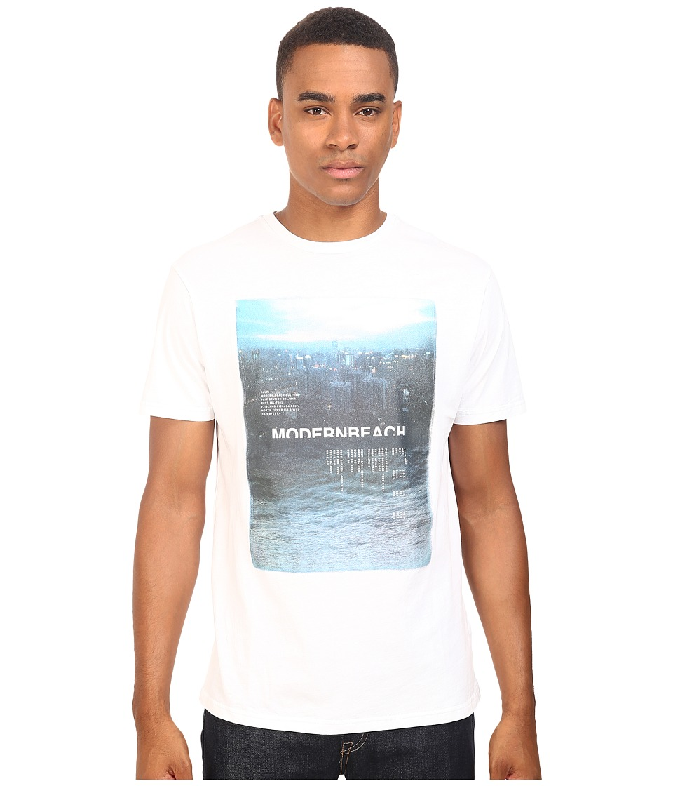 Tavik - Hour Short Sleeve T-Shirt (White) Men's T Shirt