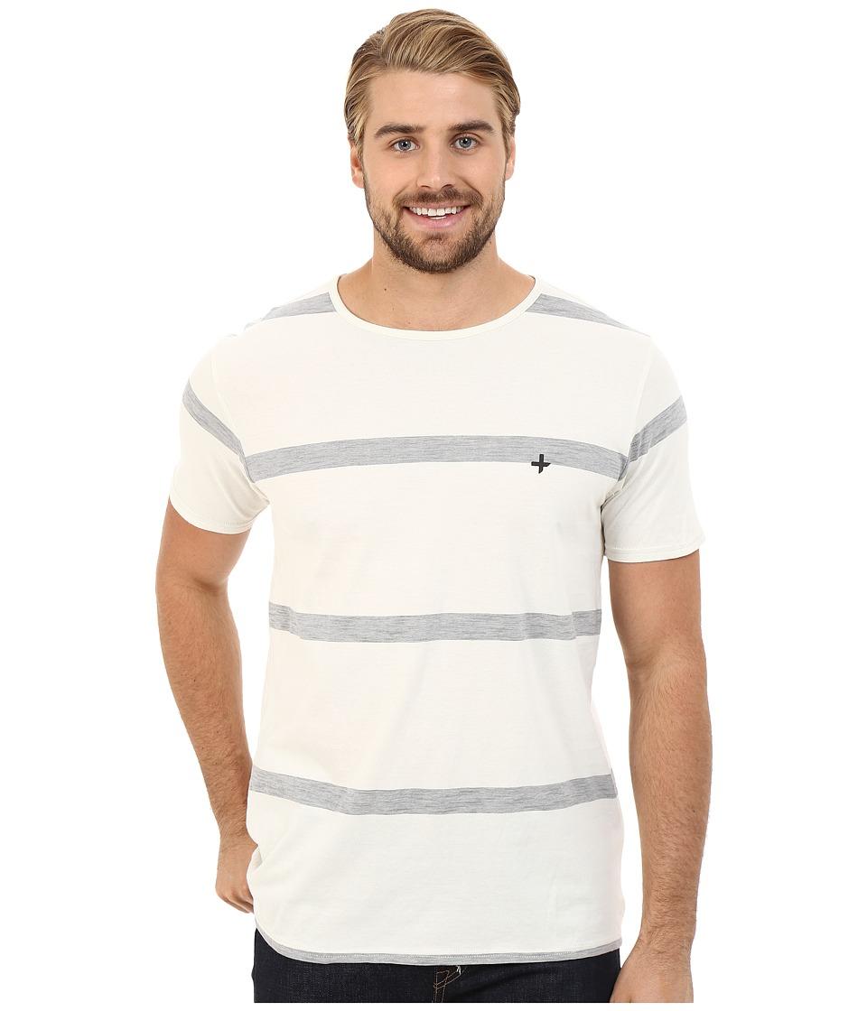 Tavik - Hauser Knit (Bone) Men's Short Sleeve Pullover