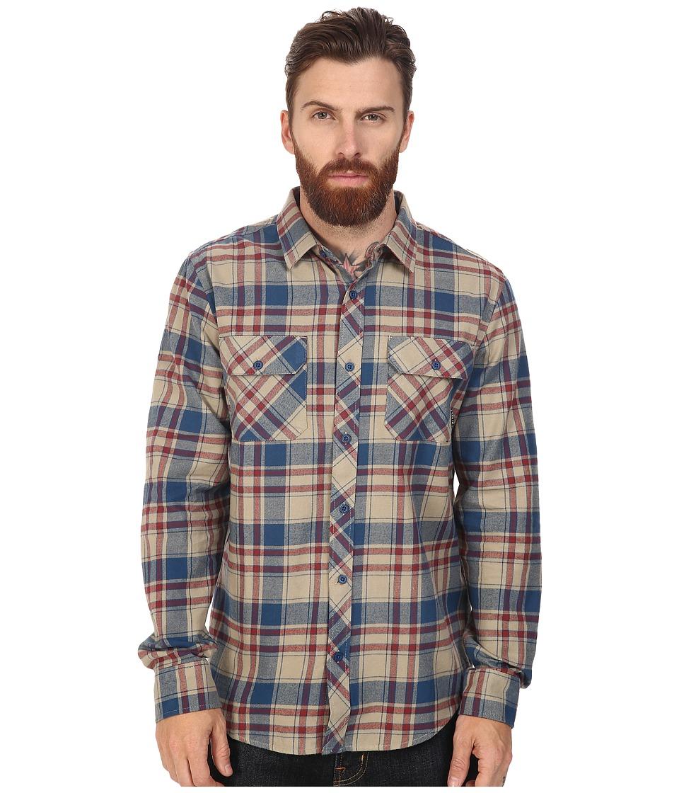 Tavik - Vincent (Clay) Men's Long Sleeve Button Up