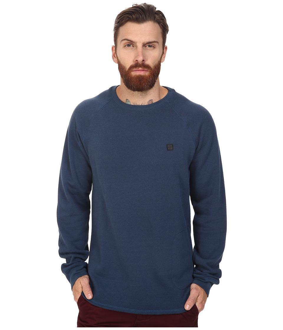 Tavik - Alpha II Fleece (Indigo) Men's Coat