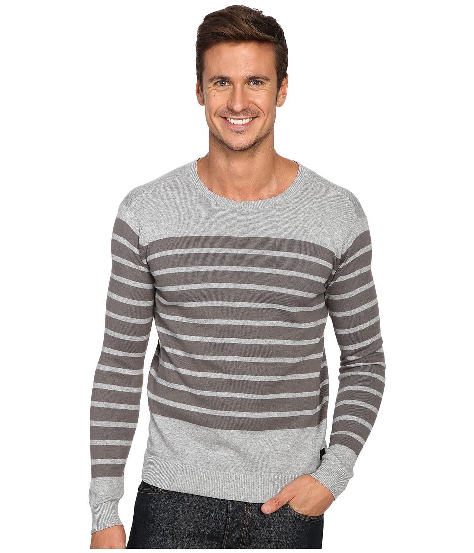 Tavik - Micra Sweater (Heather Grey) Men's Coat