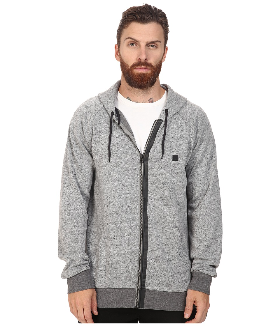 Tavik - Recruit Fleece (Heather Grey 1) Men's Sweatshirt