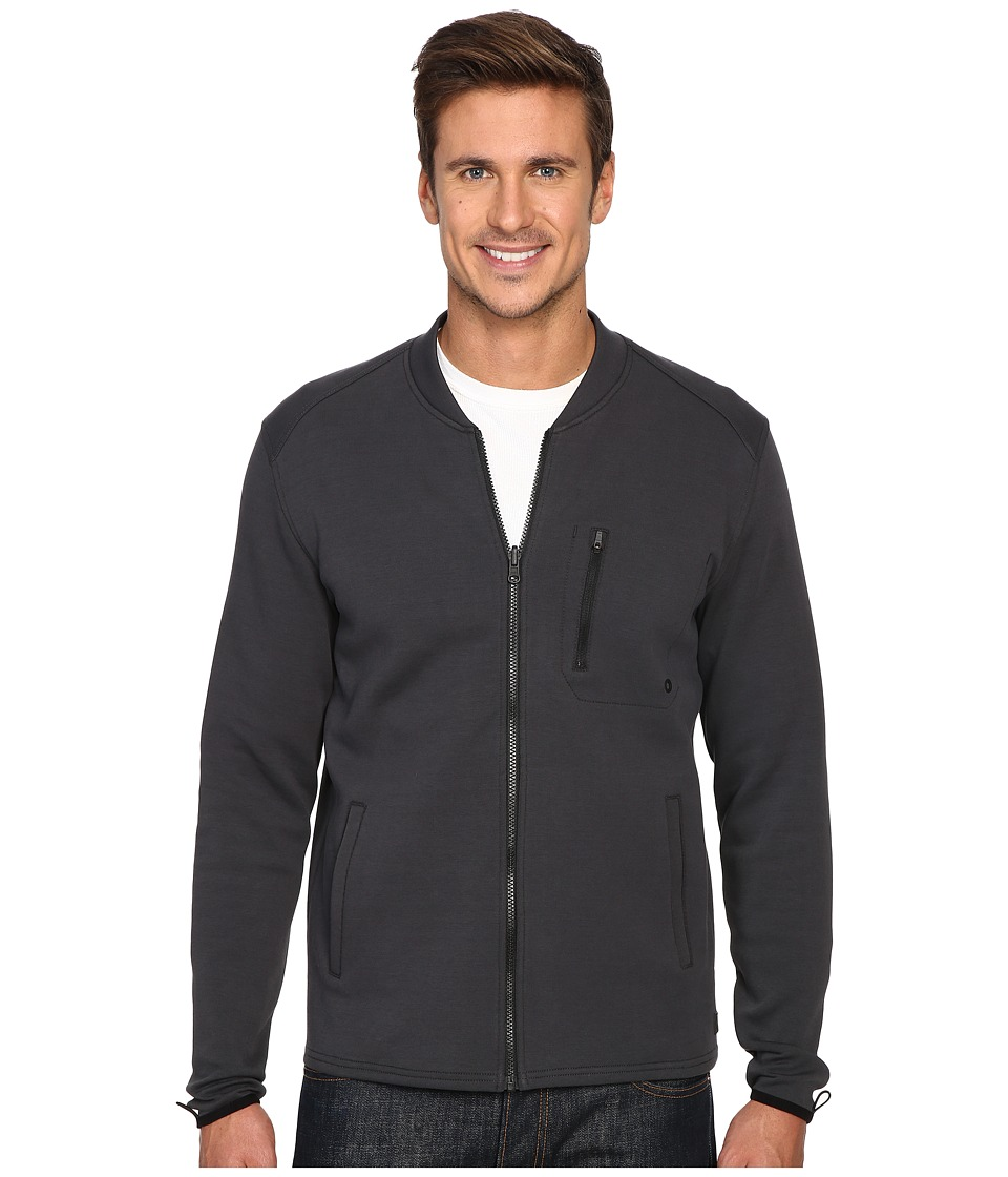 Tavik - Thermite Fleece (Black) Men's Coat