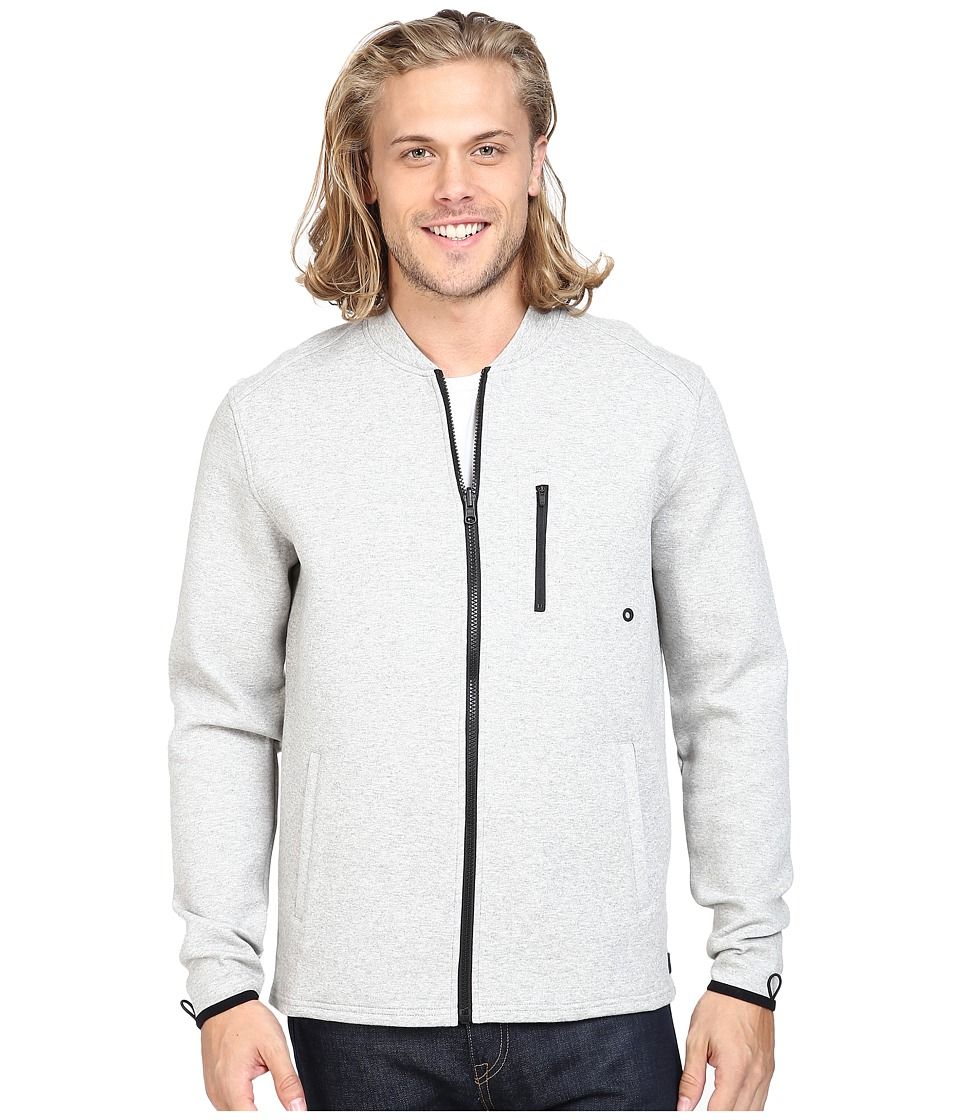 Tavik - Thermite Fleece (Heather Grey) Men's Coat