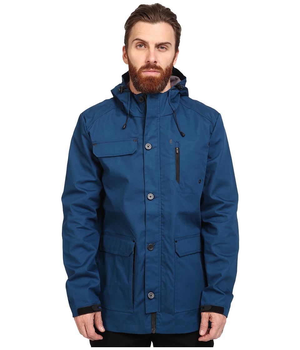 Tavik - Ruger Jacket (Blue) Men's Coat