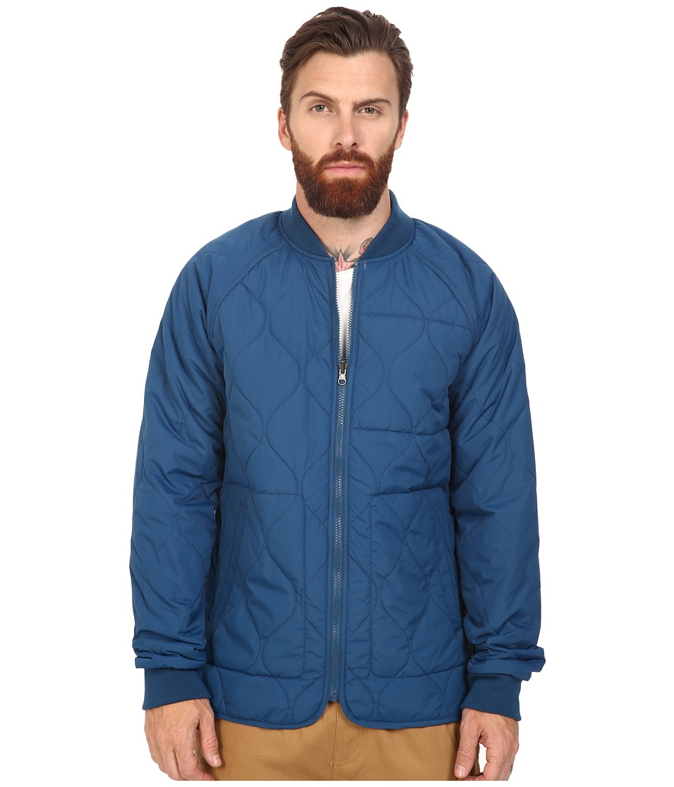 Tavik - Fullton Jacket (Blue) Men's Coat