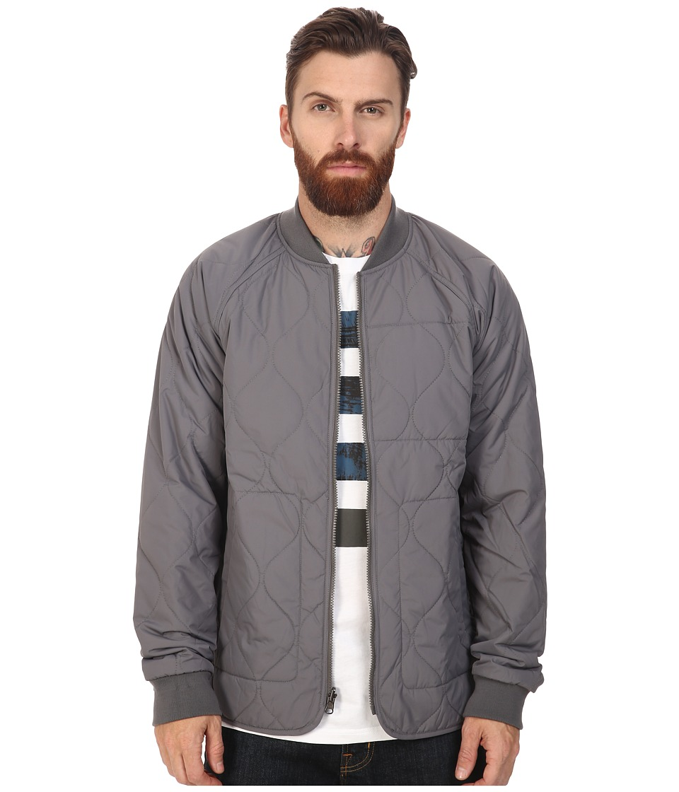 Tavik - Fullton Jacket (Grey) Men's Coat