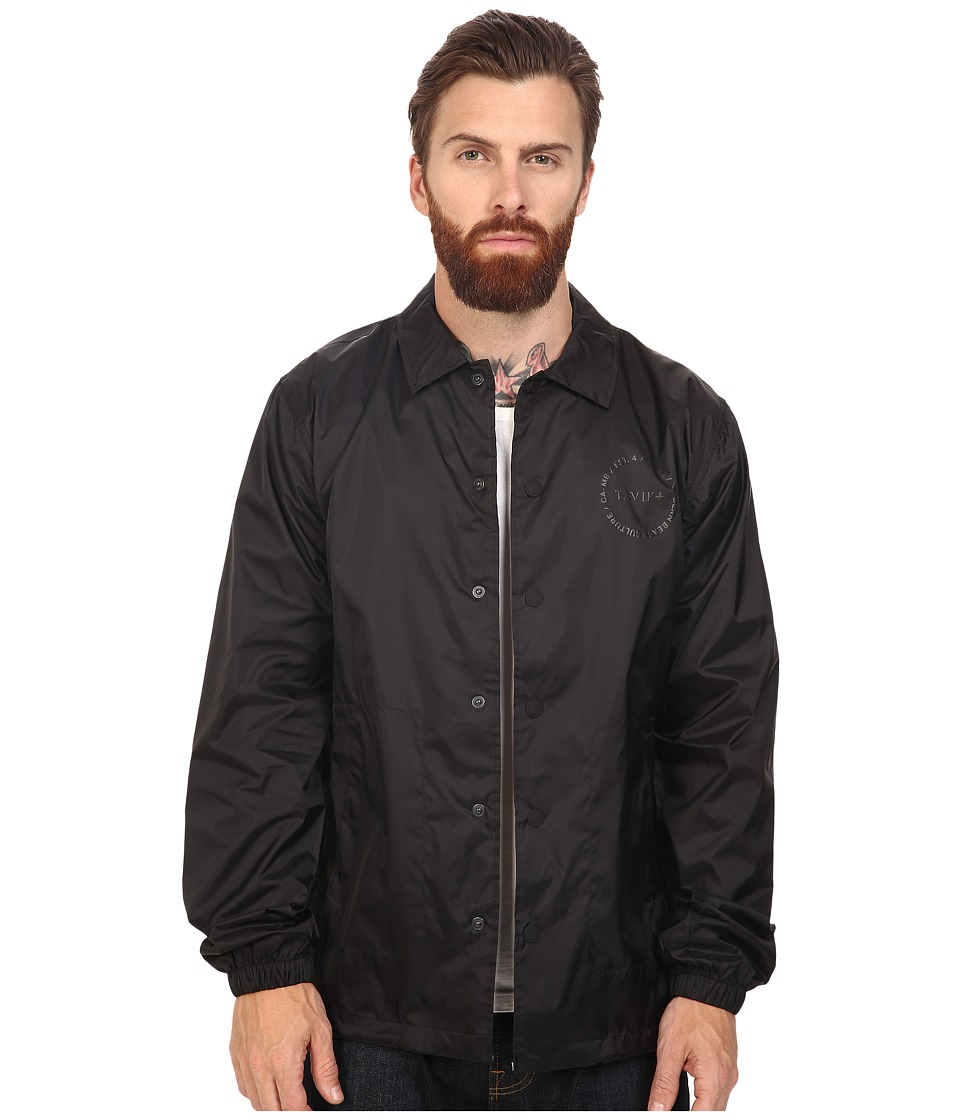 Tavik - Crew Jacket (Black) Men's Coat