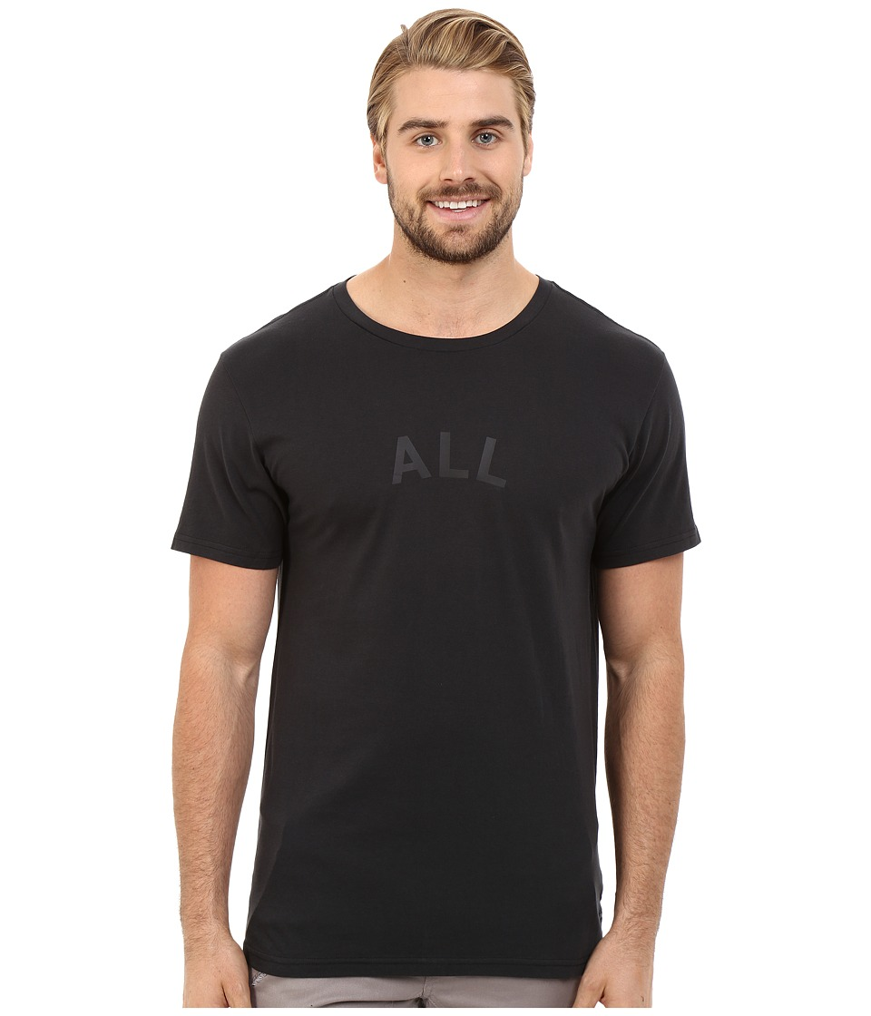 Tavik - Or Short Sleeve Printed Tee (Black) Men's T Shirt