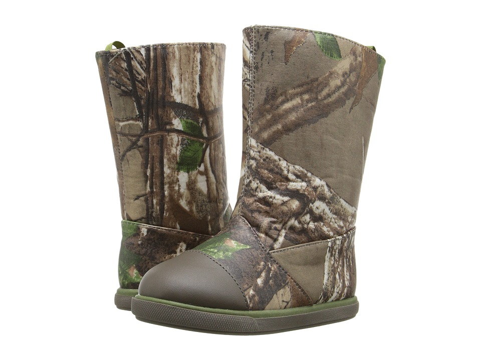 Baby Deer - Water Resistant Boot (Infant/Toddler) (Realtree Camo) Boys Shoes