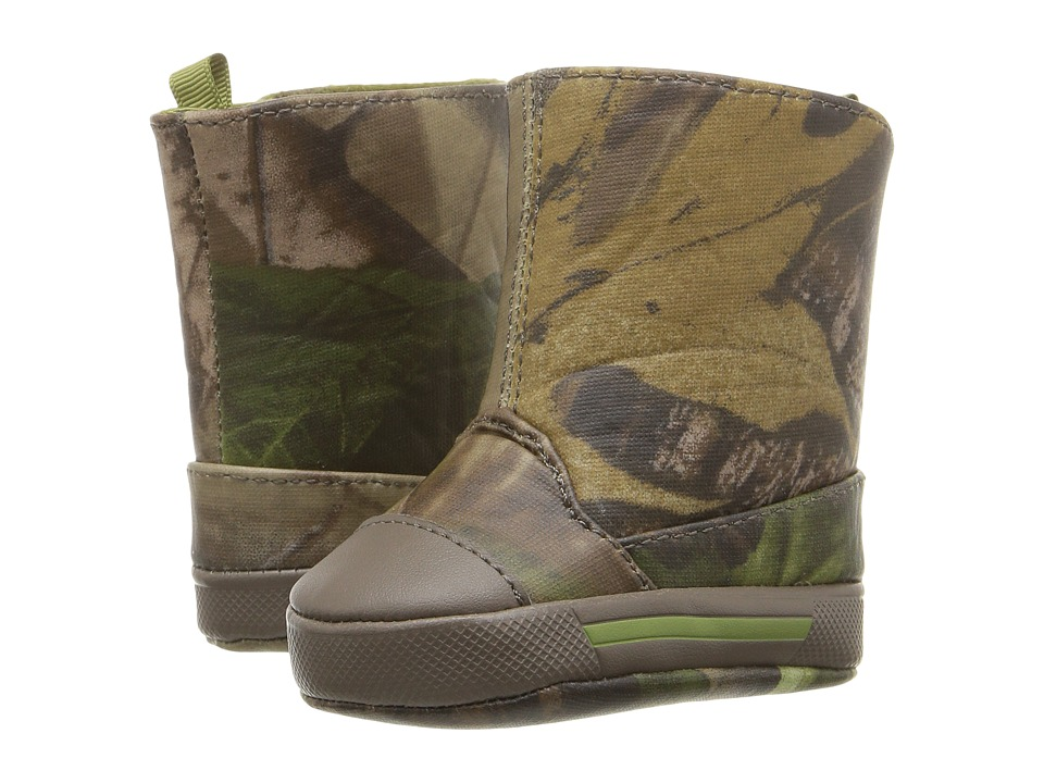 Baby Deer - Water Resistant Boot (Infant) (Realtree Camo) Boys Shoes