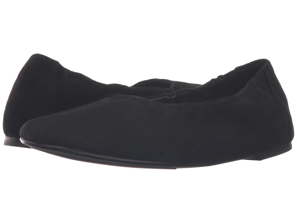 Eileen Fisher Pond (Black Suede) Women