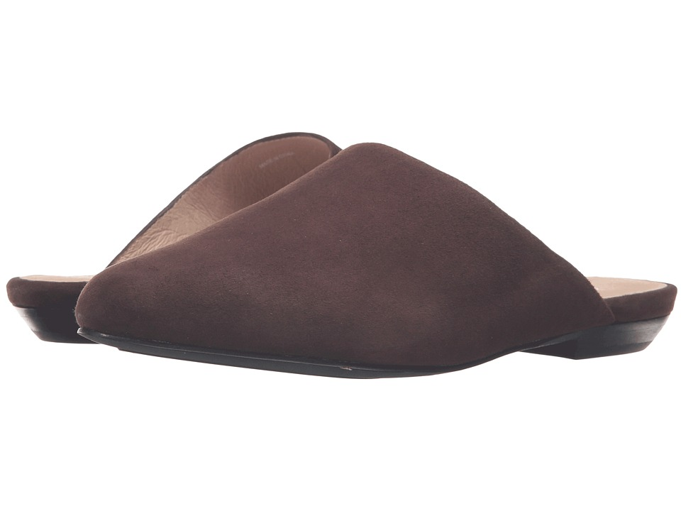 Eileen Fisher - Blog (Chocolate Suede) Women's Shoes