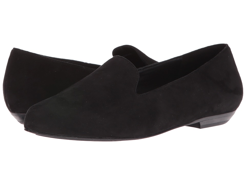 Eileen Fisher Ariel (Black Suede) Women