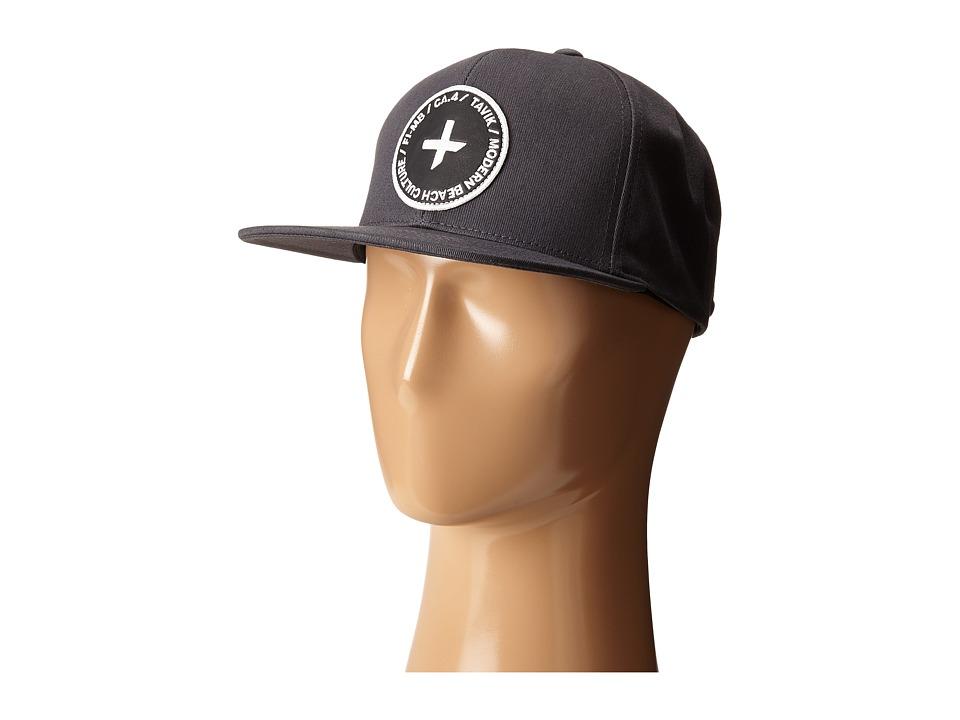 Tavik - Torque Hat (Gunmetal) Caps