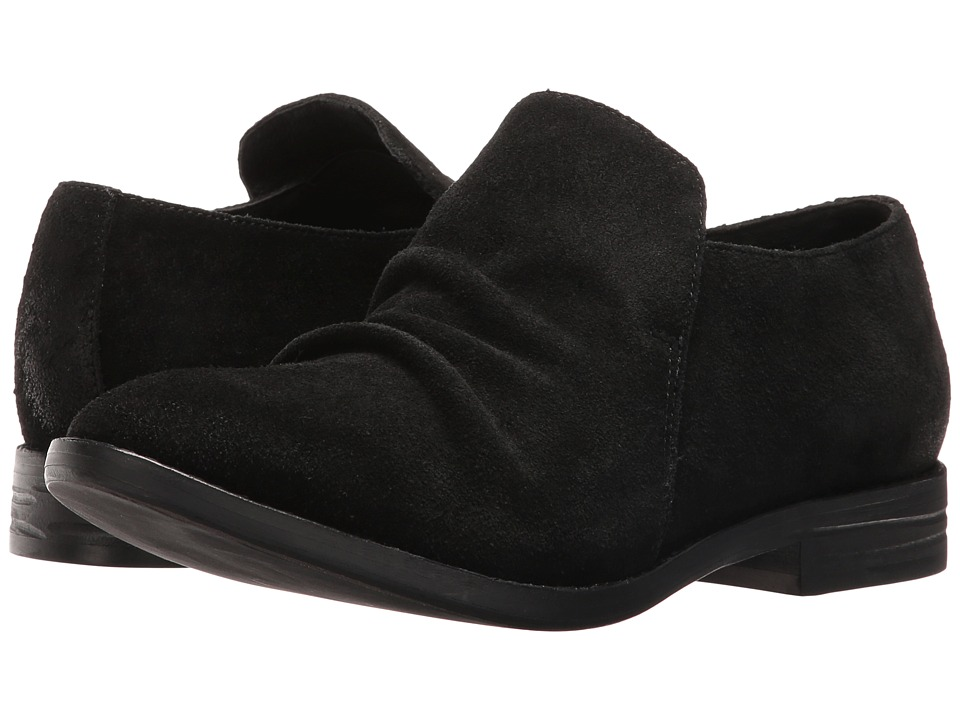 Eileen Fisher Ale (Black Sport Suede) Women