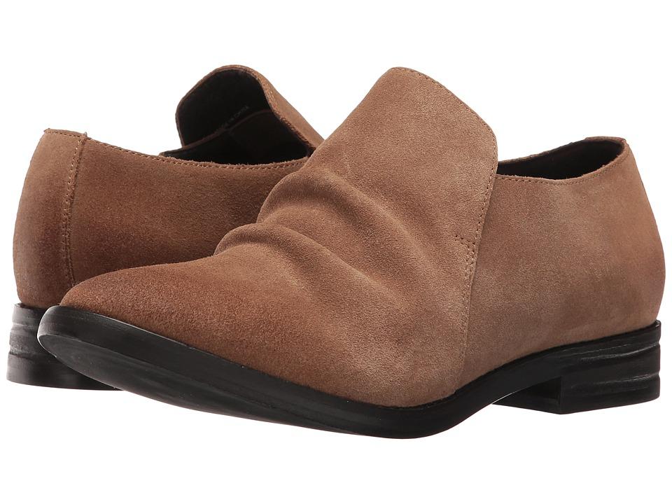 Eileen Fisher - Ale (Chestnut Sport Suede) Women's Slip on Shoes