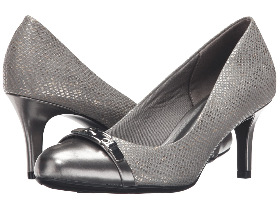 LifeStride - Lover (Pewter) Women's Shoes