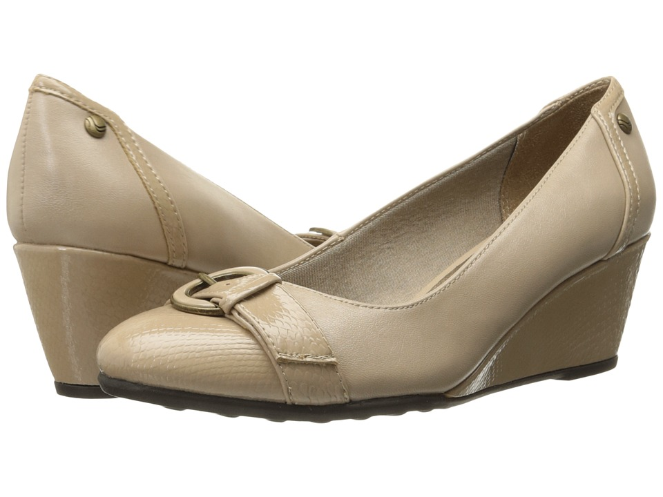 LifeStride - Jewel (Taupe) Women's Shoes