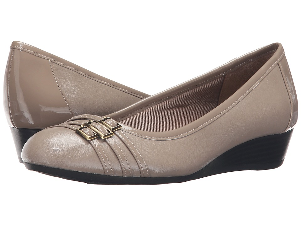 LifeStride - Farrow (Stone) Women's Shoes
