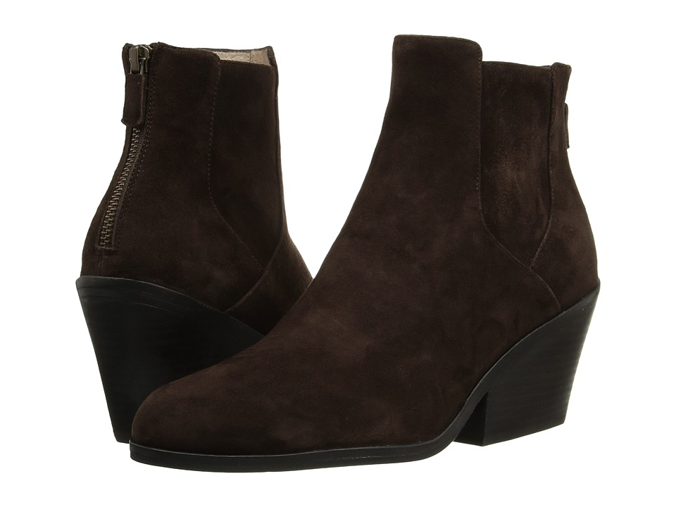 Eileen Fisher - Peer (Chocolate Suede) Women's Boots