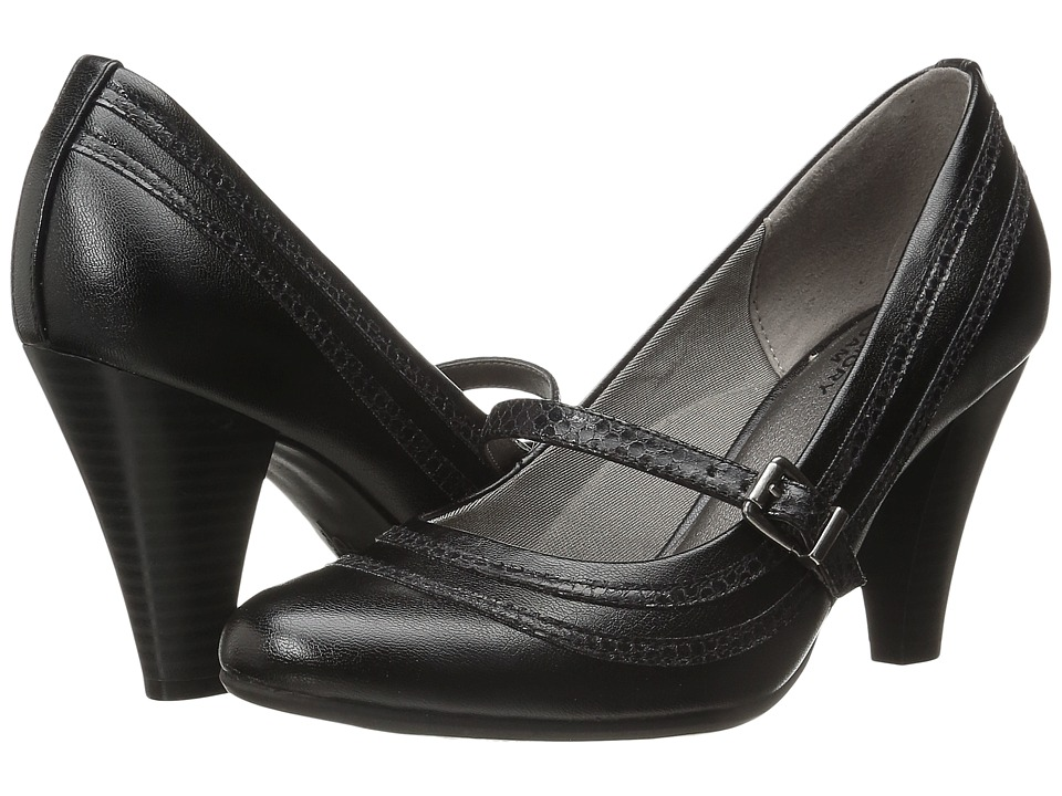 LifeStride - Bimala (Black) Women's Shoes