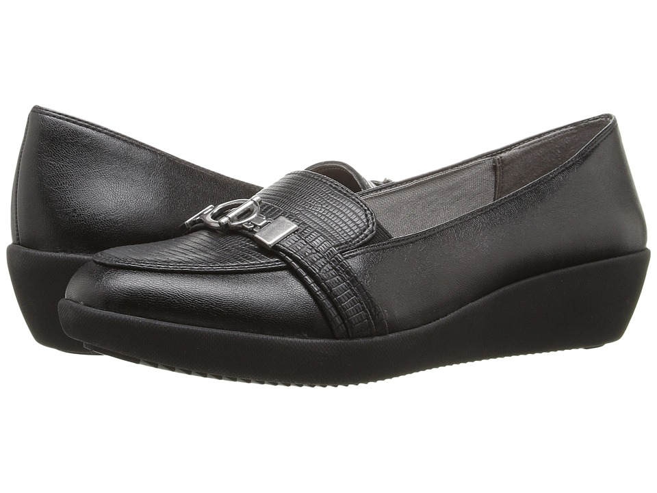 LifeStride - Merge (Black) Women's Shoes