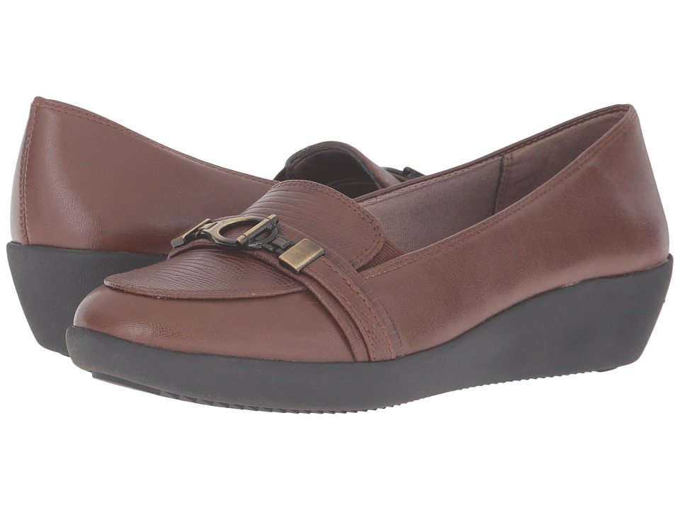 LifeStride - Merge (Cognac) Women's Shoes