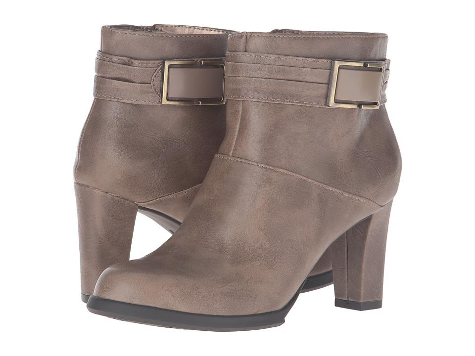 LifeStride - Loften (Taupe) Women's Shoes