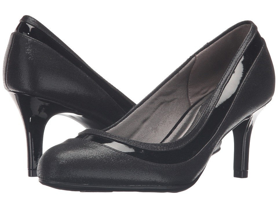 LifeStride - Lovette (Black) Women's Shoes