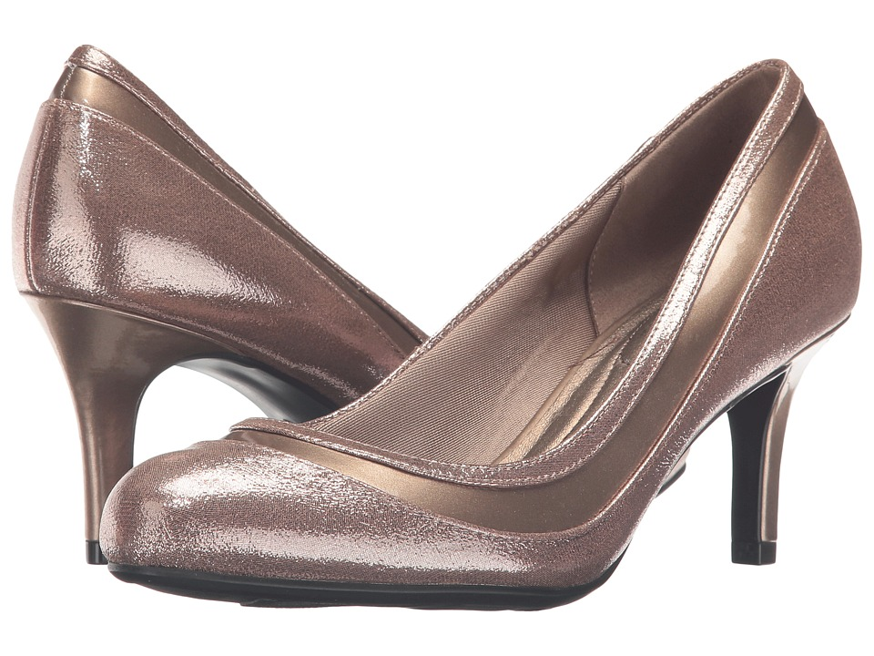 LifeStride - Lovette (Champagne) Women's Shoes