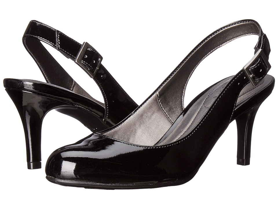 LifeStride Louvain (Black Patent) Women