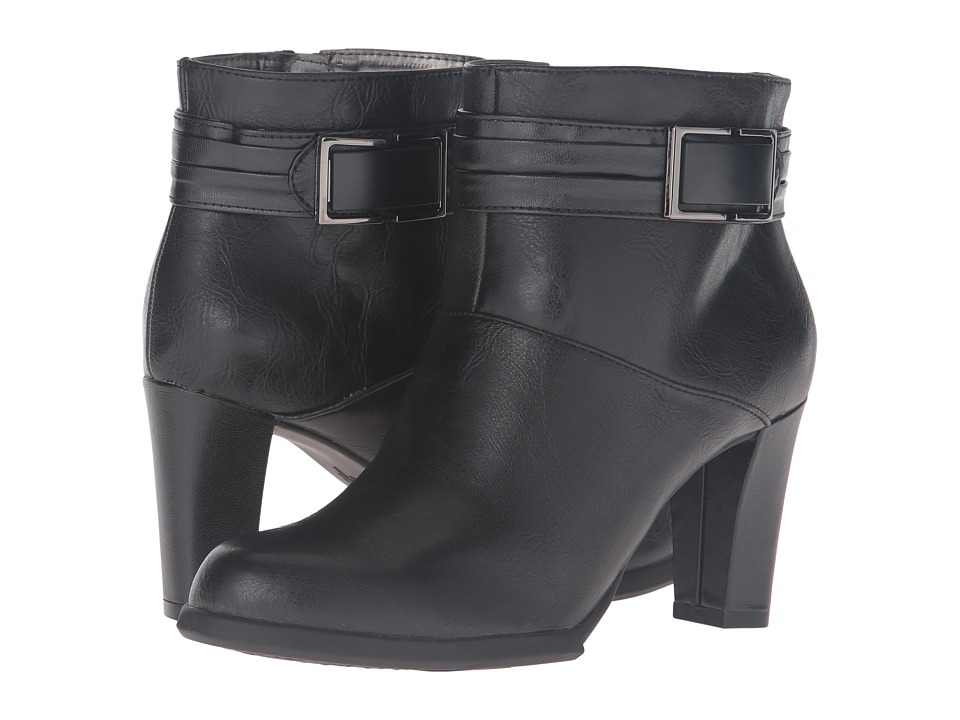 LifeStride - Loften (Black) Women's Shoes