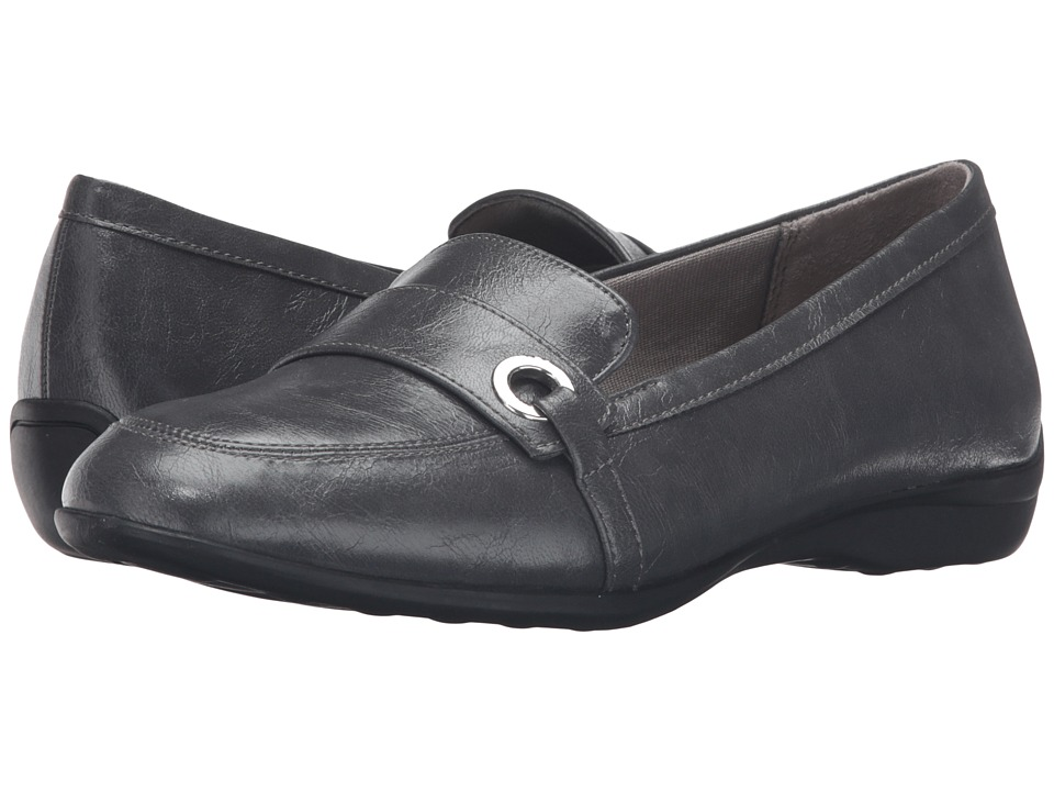 LifeStride - Pattie (Grey) Women's Shoes