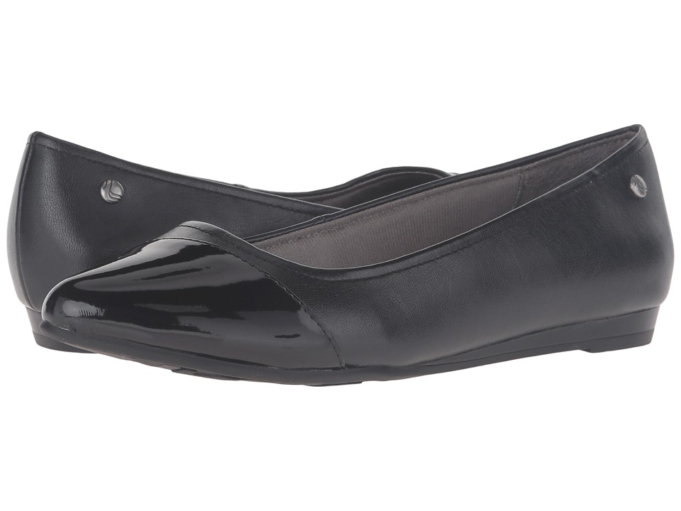 LifeStride - Quilma (Black) Women's Shoes