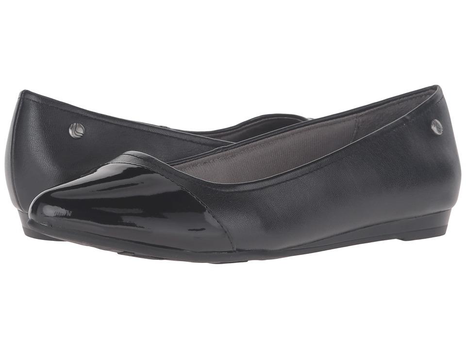 LifeStride - Quilma (Black) Women's Shoes