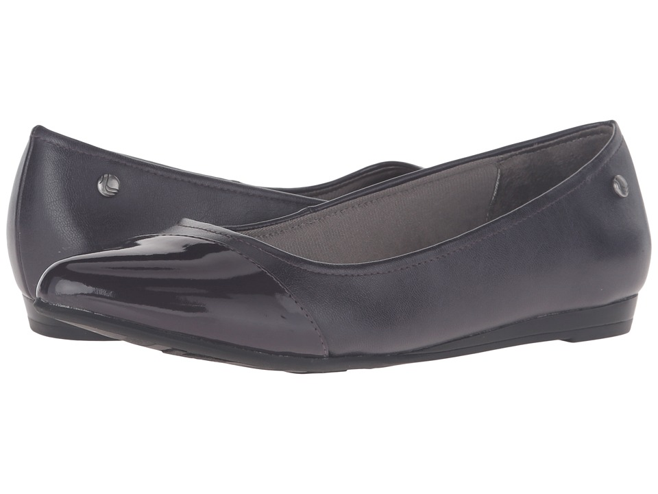 LifeStride - Quilma (Plum) Women's Shoes