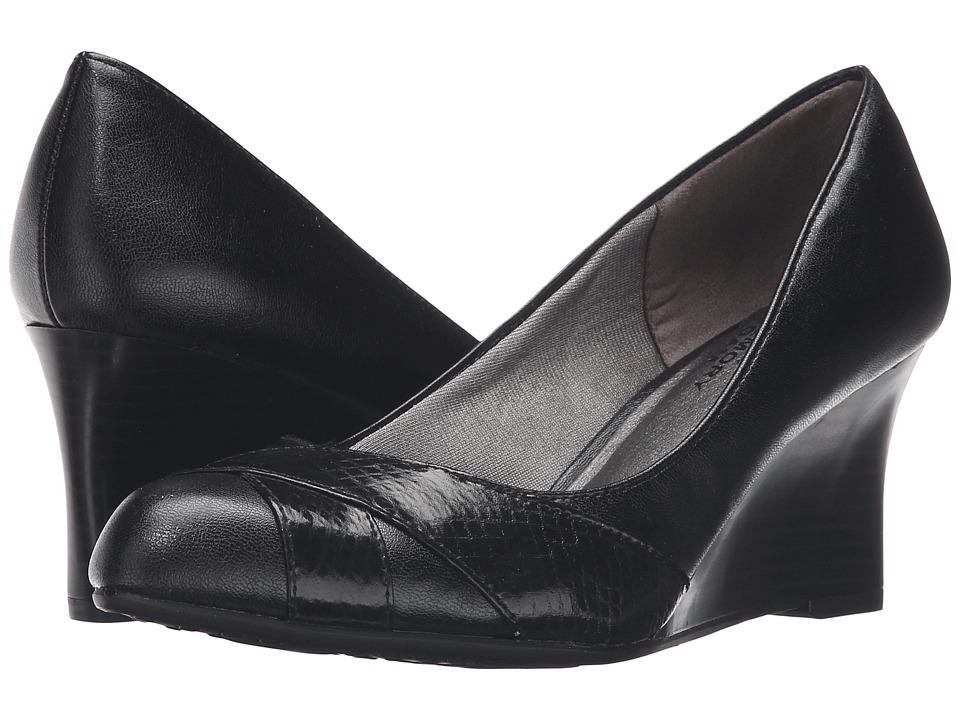 LifeStride - Rizzo (Black) Women's Shoes