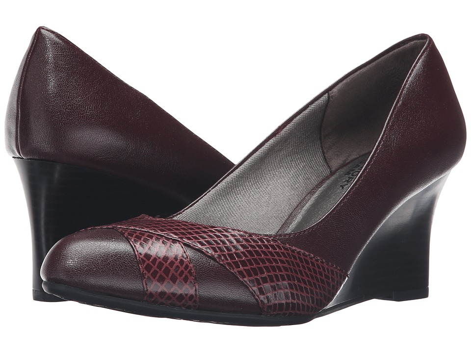 LifeStride - Rizzo (Wine) Women's Shoes