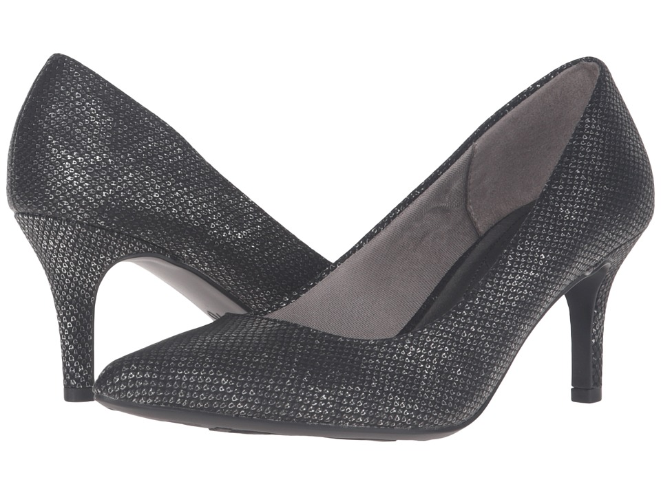 LifeStride - Sevyn (Black) Women's Shoes