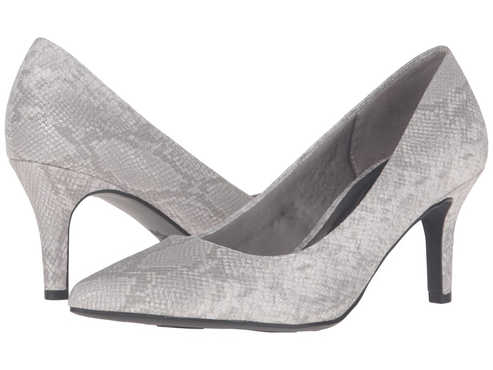 LifeStride - Sevyn (Grey) Women's Shoes